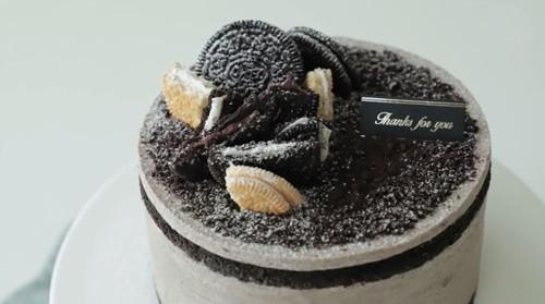 奥利奥奶油蛋糕 - 怎么切奥利奥蛋糕才好看 - 杭州驰飞