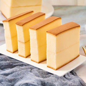 纯蛋糕切片机 - 矩形蛋糕切块机 - 超声波切割 - 杭州驰飞