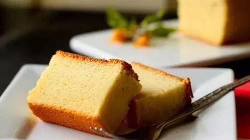 烫面黄金海绵蛋糕 - 蛋糕切片 - 超声波切割 - 杭州驰飞