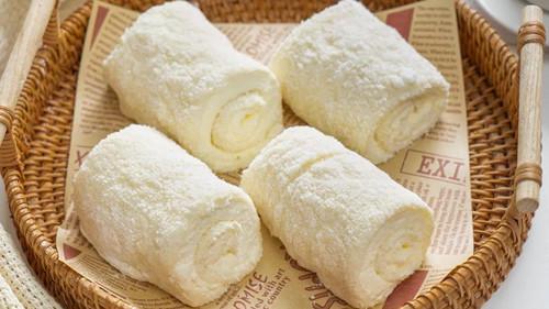 奶油椰蓉卷 - 一条蛋糕卷可以切多少份 - 驰飞超声波