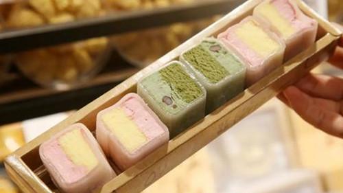 日式白玉卷 - 冰淇淋蛋糕切割机 - 分切机 - 杭州驰飞