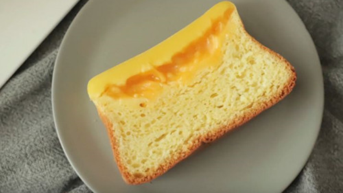 芝士蛋糕砖 - 鲜切蛋糕 - 蛋糕切割机制造商 - 杭州驰飞