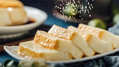 豆浆布丁 - 糕点切片机 - 超声波食品切割刀 - 杭州驰飞
